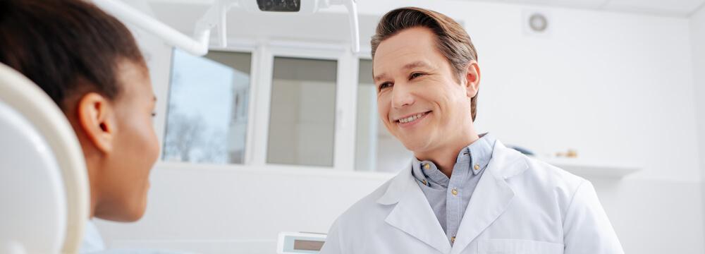 dentiste et son patient